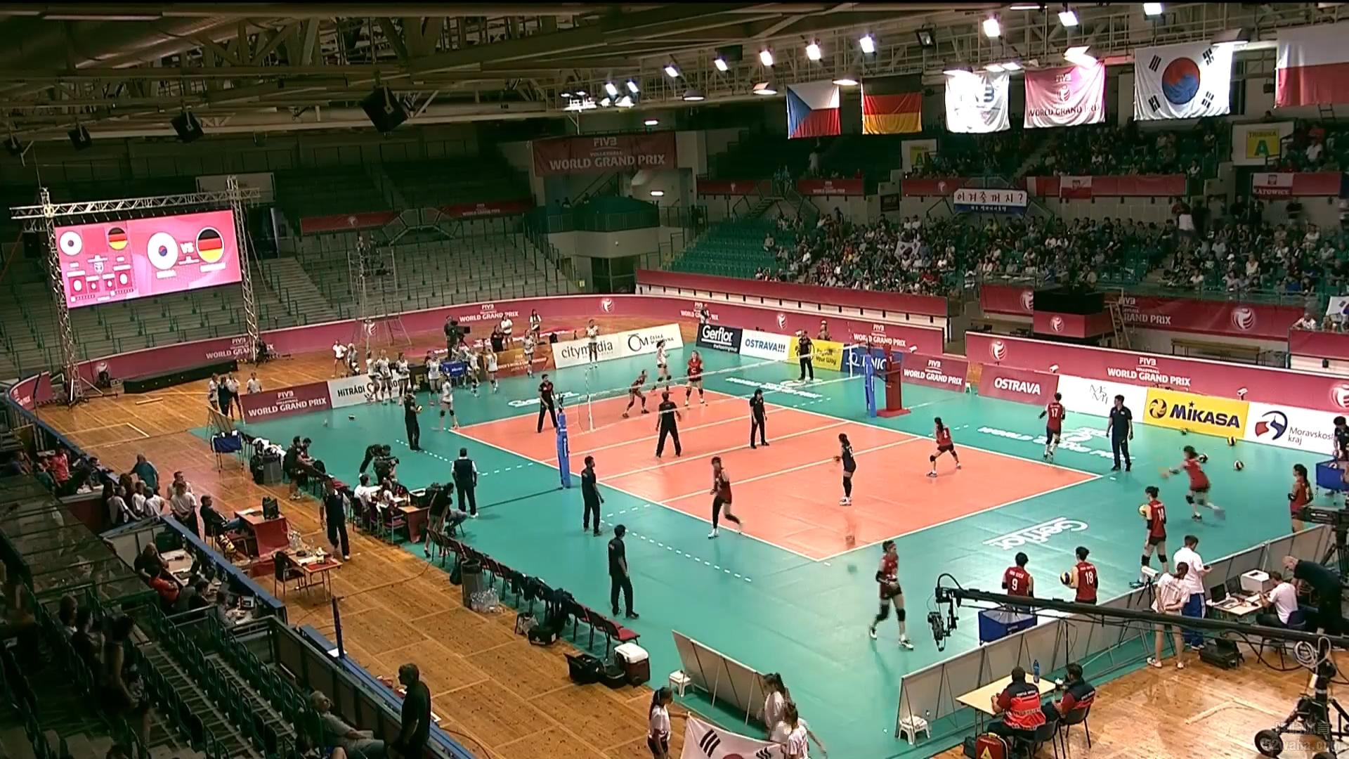 Korea v Germany(南韩VS德国) - Group 2 2017 FIVB Volleyball World Grand Prix_2017.jpg
